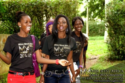 MWA GH: 2012 Finalists @ Top GH Tourist Spot Aburi Botanical Garden