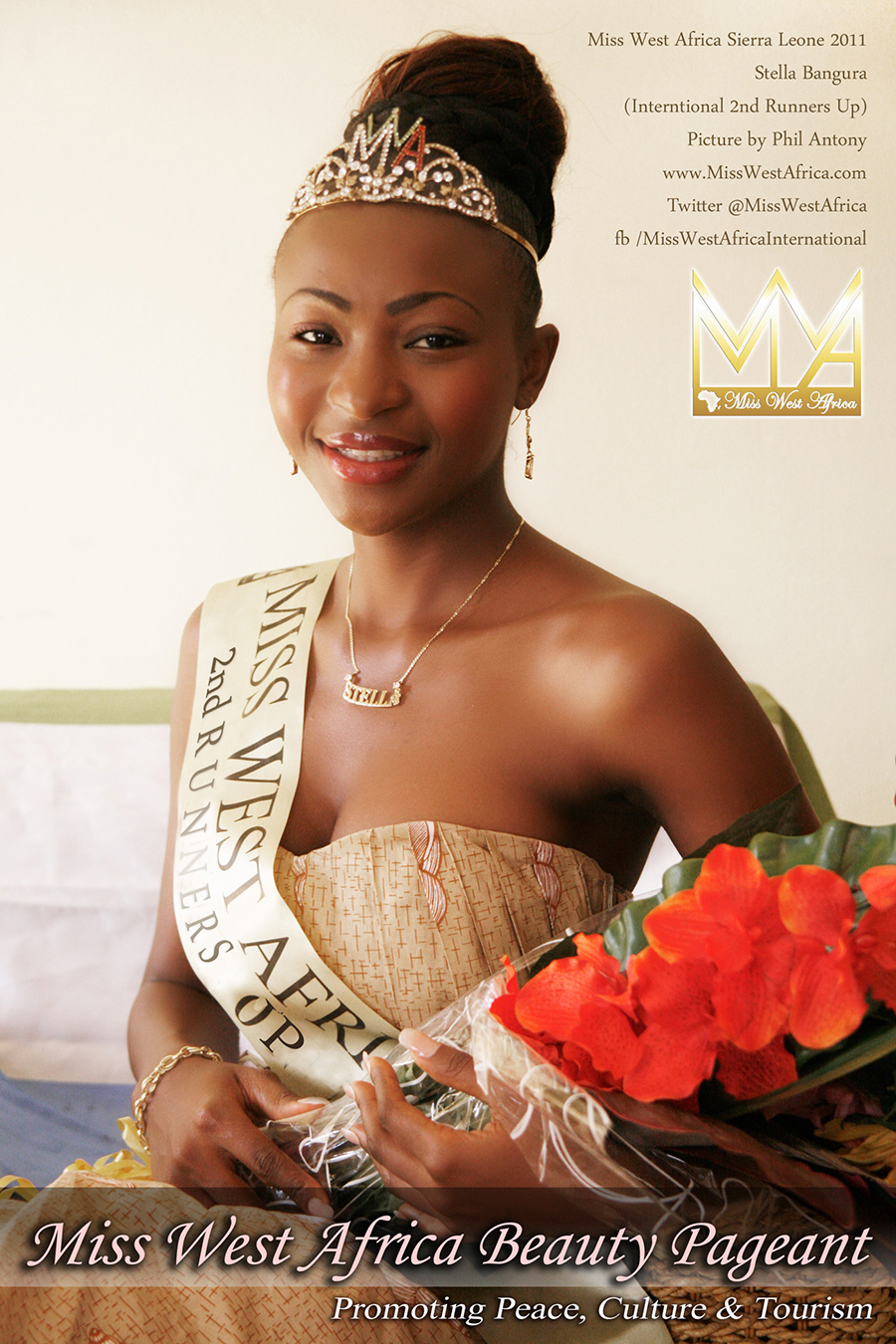 Jornal CONTACTO - O Blogue: Miss Global Cabo Verde procura