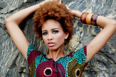 Vanny Reis is Miss West Africa Cape Verde!!
