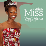 Casting Of Miss West Africa Sao Tome E Principe 2015