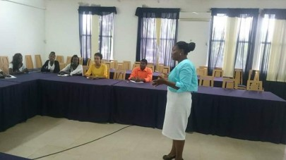 Miss West Africa Sao Tome Contestants Attend Conference To Promote Gender Equality