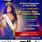 Miss West Africa Senegal 2015 Scheduled For October