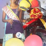 Ayi Charlene Wins Miss West Africa Togo 2015