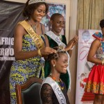 Jency Foje Wins Miss West Africa Cameroon 2015