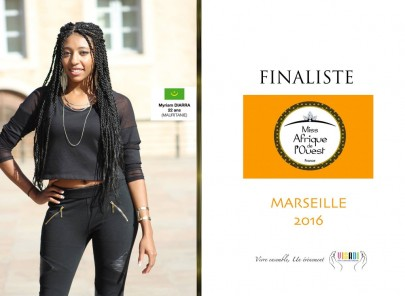 Meet The Selected Miss West Africa France 2015 Girls
