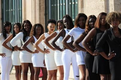 Miss West Africa France Already In Progress