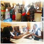 Miss West African Contestants Arrives At Seme Hotel
