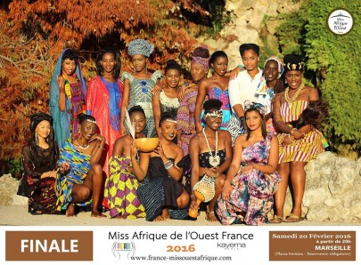 Miss West Africa France 2015/16 Scheduled For February 2016