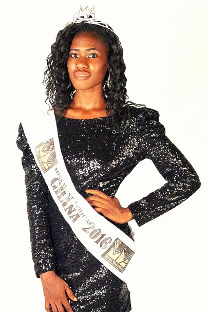 Alberta Appiah To Represent Miss West Africa Ghana 2016
