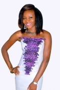 Fanta Bigida ( Miss West Africa Burkina Faso 2016)