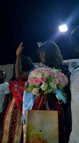 Josephine Geraldlyn Kamara Wins Miss West Africa Liberia 2016