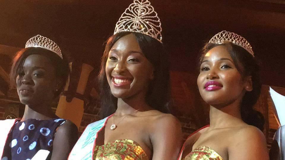 Miss West Africa Belguim 2016 Crowned