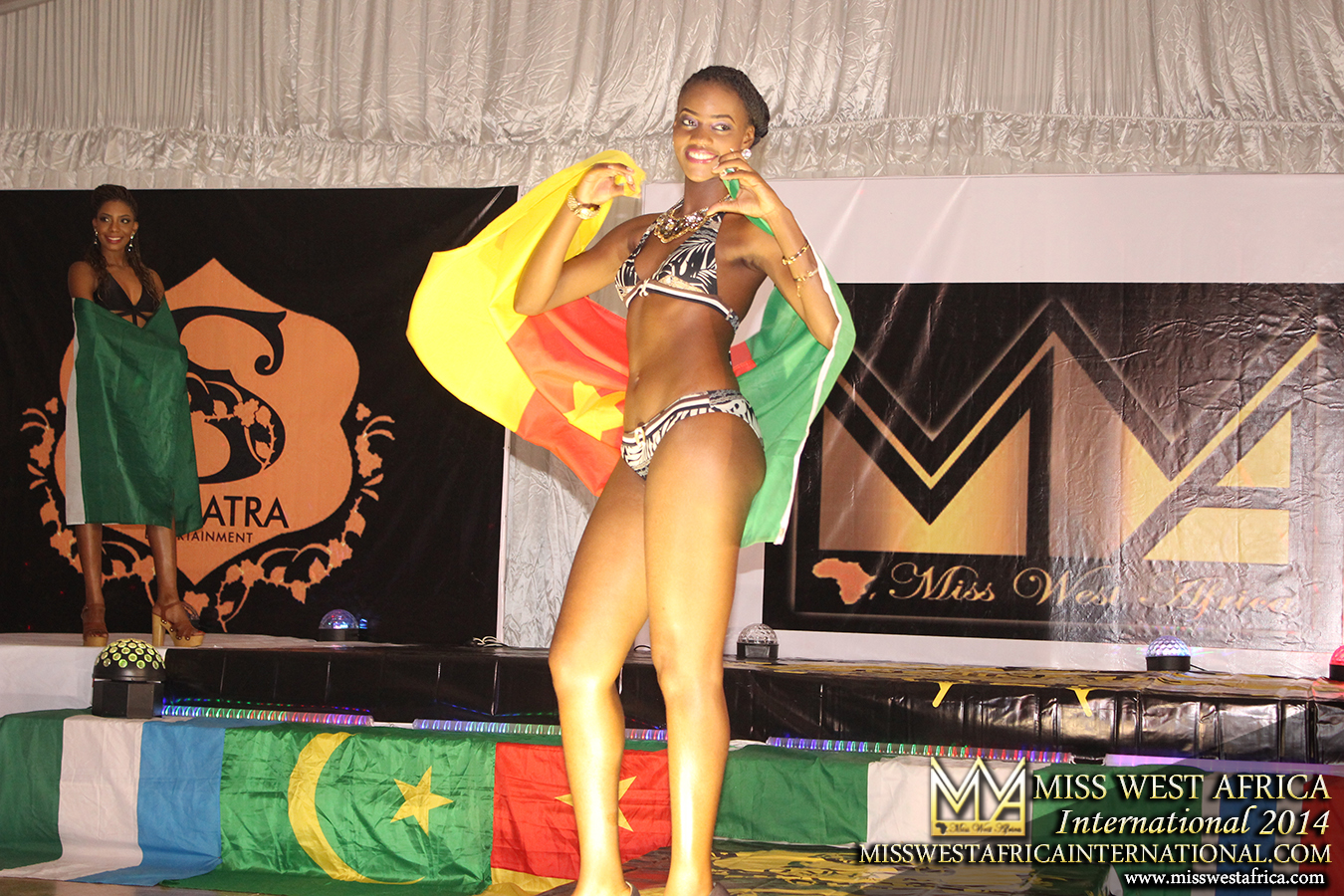 florence epee miss west africa international 2014