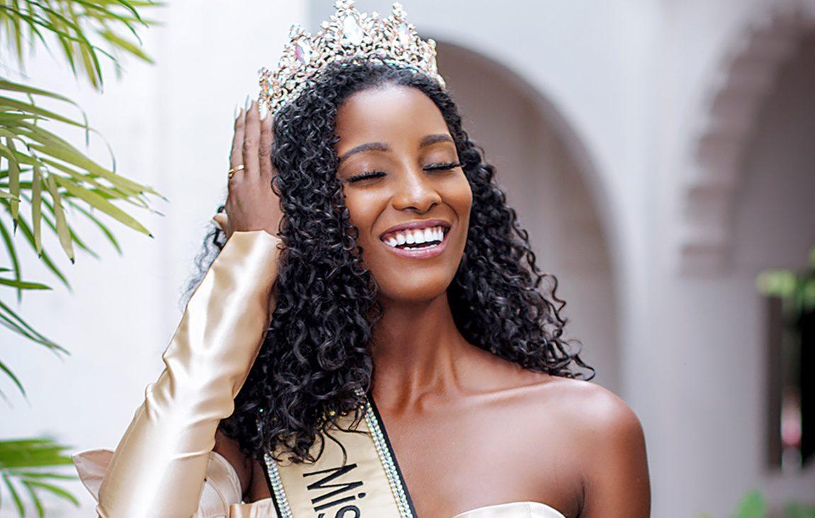 Miss World: Joceline Fortes was crowned Miss Cape Verde